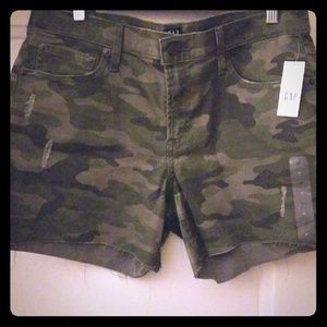 BRAND NEW ARMY FATIGUE SHORTS
